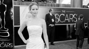 Meer dan 14.000.000 comments op Social Media voor de Oscars 2013 - zwartwit